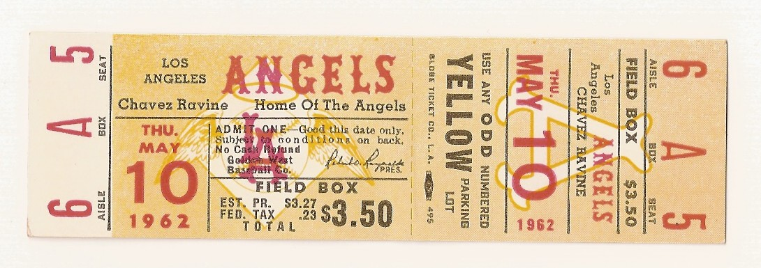 Baseball Ticket Save the Date, Lauren and Kellen – Sam ...