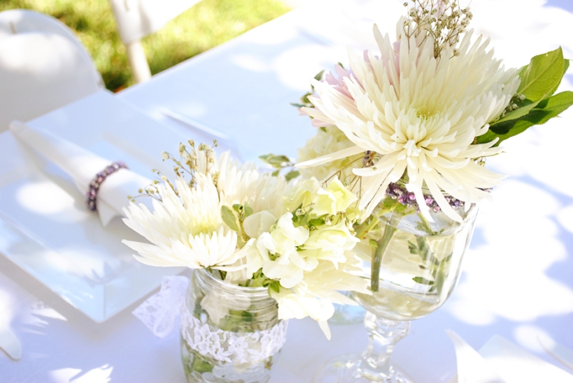 lavender-lace-bridal-shower-centerpiece