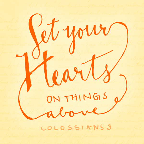 colossians 3