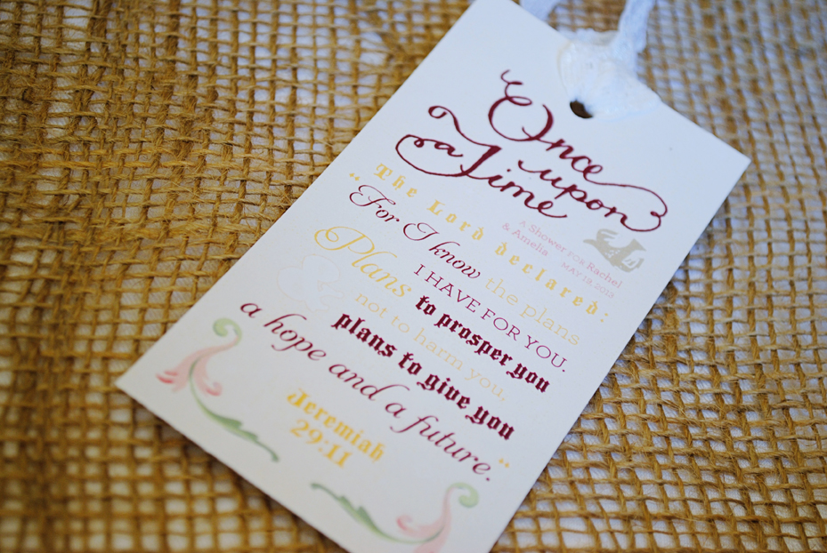 Once Upon a Time, Rachel\'s Fairytale Baby Shower Invitations and ...