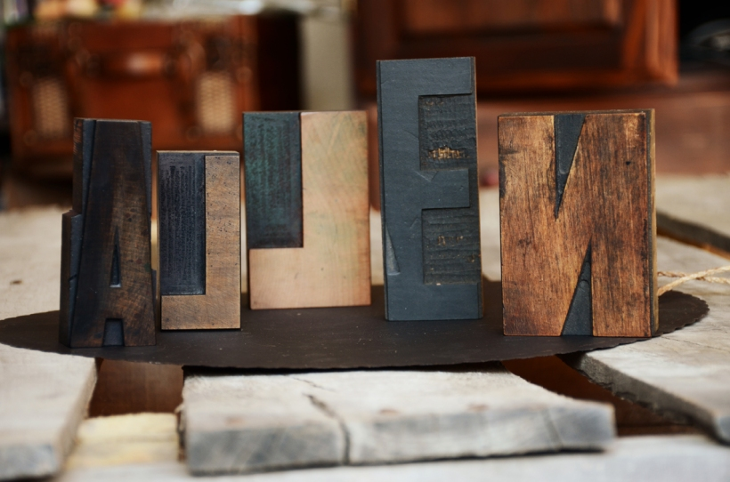 preserve cottage etsy wood type letters_0028
