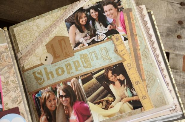 bridal scrapbook 0704
