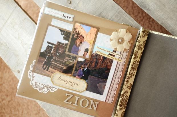 bridal scrapbook 0831