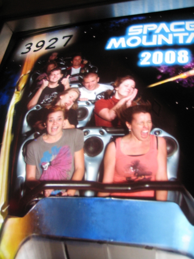 space mountain 2008