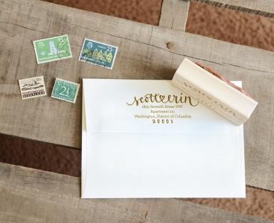 your new friend sam DSC_3722 mockup address stamp etsy
