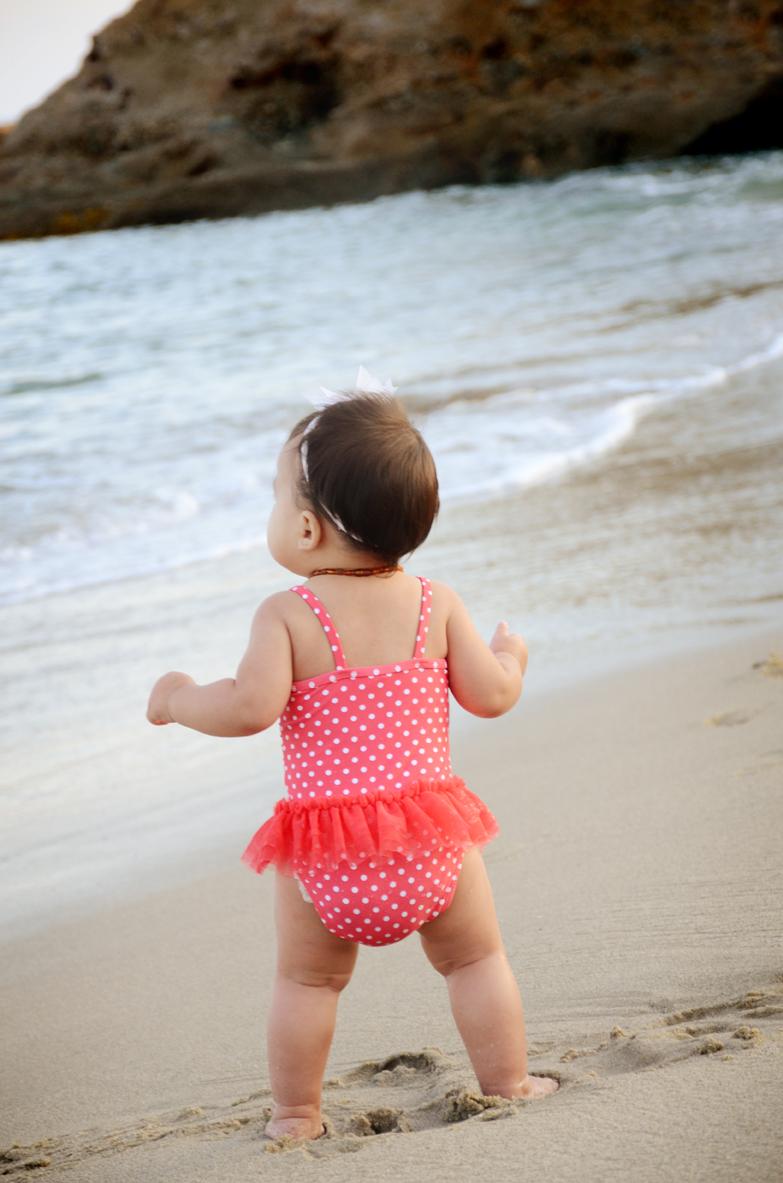 amelias first birthday beach photography 622