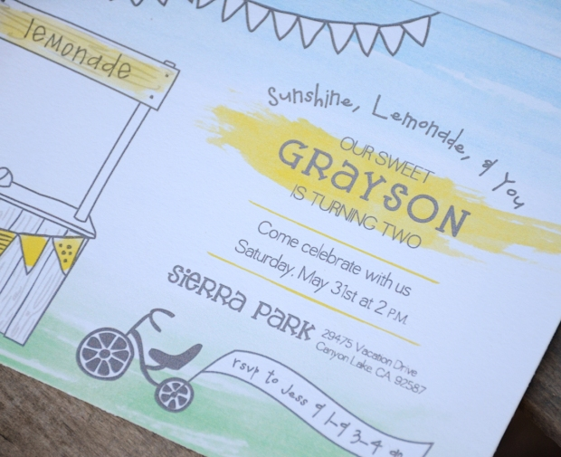 sunshine and lemonade your new friend sam birthday invitation 141 etsy
