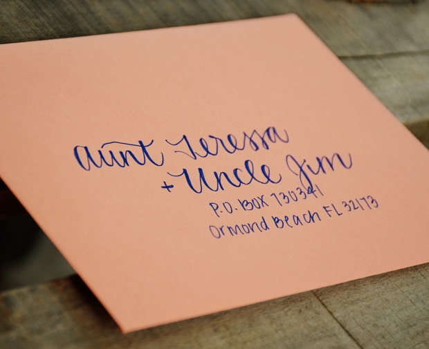 Your New Friend Sam Calligraphy Envelope Addressing 127 etsy