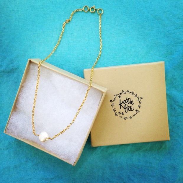 katie bee jewelery - your new friend shop rubber stamp
