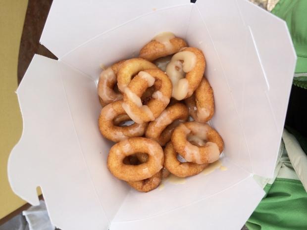 teddys mini donuts telluride