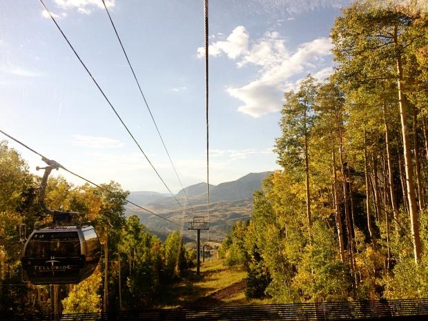 telluride mountain village gondola
