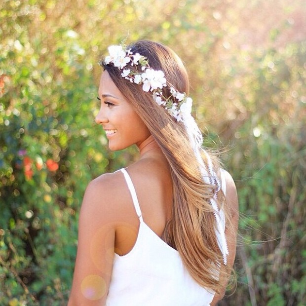 blooms in paradise flower crowns shop