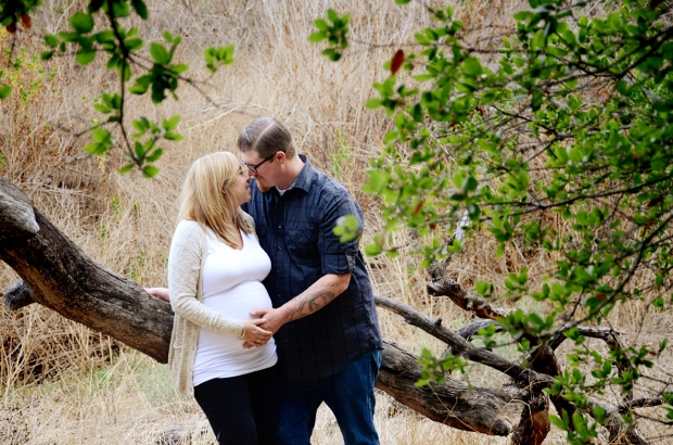 Santa Rosa Plateau Maternity Photography | Amie and Matt 2
