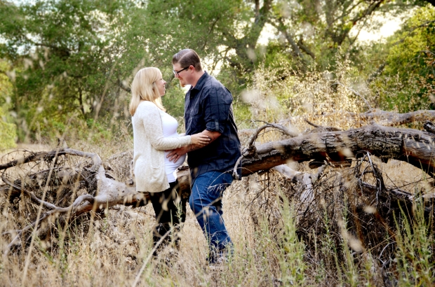 Santa Rosa Plateau Maternity Photography | Amie and Matt 6