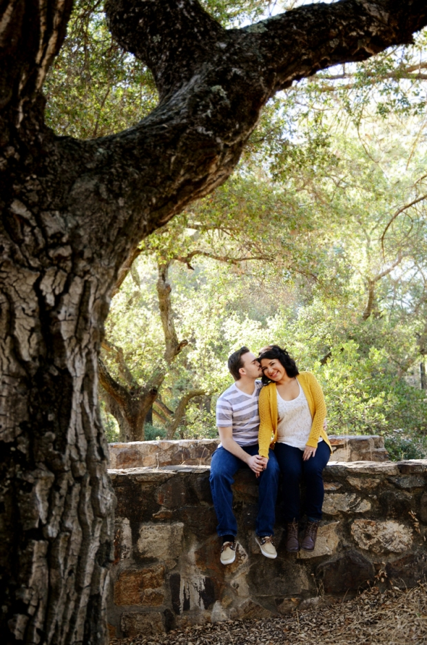 Ortega Mountains Anniversary Portraits | Hedder and Reed 383