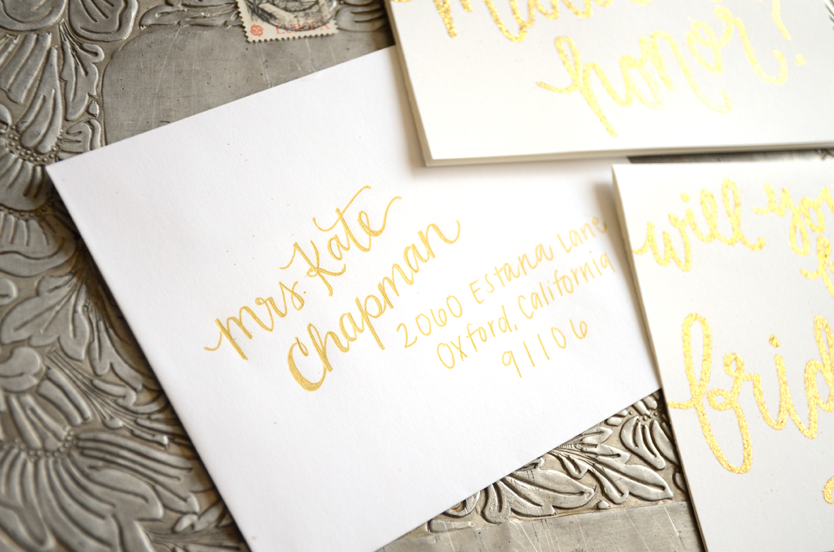 Bridal Party Greeting Cards and Bridesmaid Invitations – Sam Allen ...