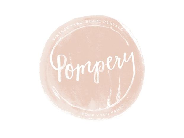 pomery logo white pink