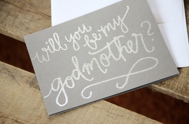 Silver Embossing