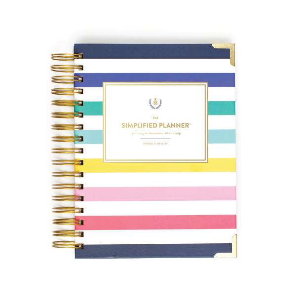 Emily Ley's Simplified Planner cover