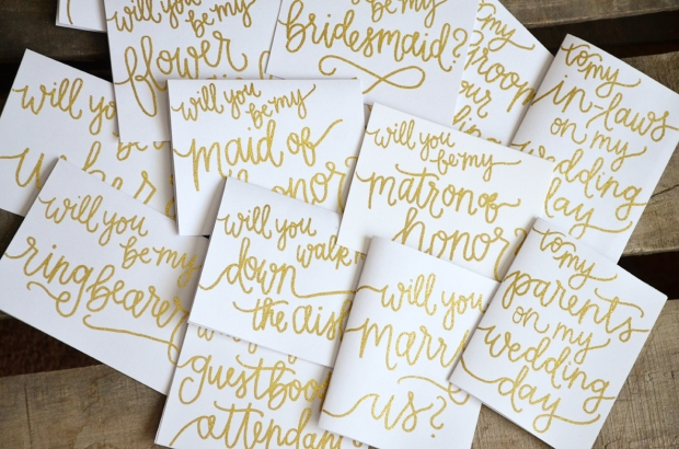 Your New Friend Sam Bridal Party Invitations Variety