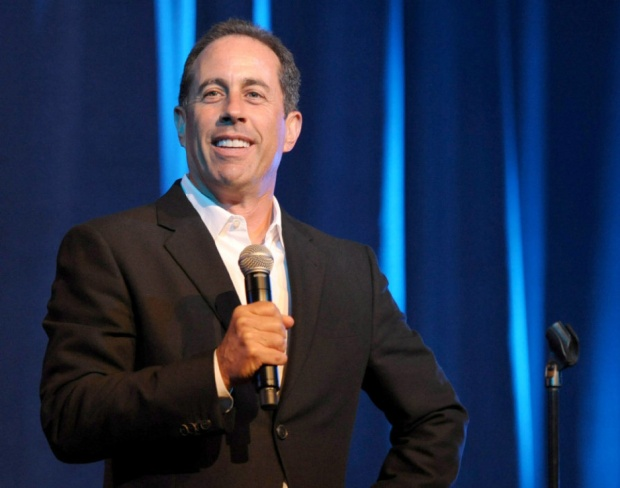 06301210215, 10093708 On 2012-11-30,at 1:02 PM Rockingham, Graham (GRockingham@thespec.com) Subject: Seinfeld photo Jerry Seinfeld performed two-sold out shows at Hamilton Place Friday Graham Rockingham Music Editor Hamilton Spectator 44 Frid St., Hamilton, ON, L8N 3G3 905-526-3331 Jerry Seinfeld Jerry Seinfeld performs onstage at the David Lynch Foundation: A Night of Comedy honoring George Shapiro at the Beverly Wilshire Hotel on Saturday June 30, 2012 in Beverly Hills, Calif. (Photo by John Shearer/Invision for David Lynch Found