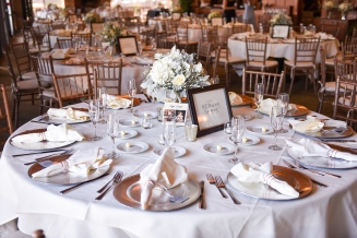 Heather Elise Photography crossings at carlsbad tablescape