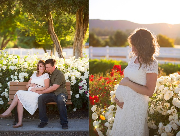 Andy and Sam Maternity Portraits - Janet Rayne Maternity Photos at Murrieta Equestrian Center 1