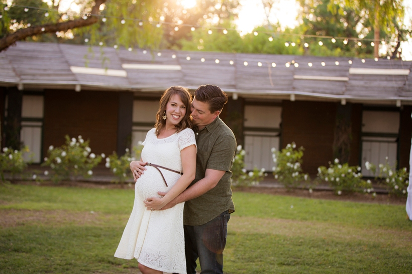 Andy and Sam Maternity Portraits - Janet Rayne Maternity Photos at Murrieta Equestrian Center 5