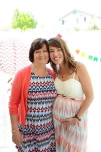 Storybook Baby Shower Friends Mom