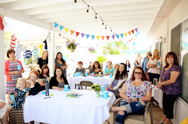 Storybook Baby Shower Group