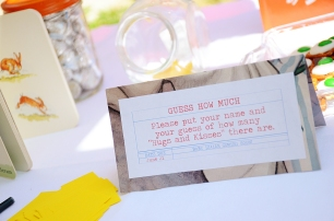 Storybook Baby Shower Guessing Game 2