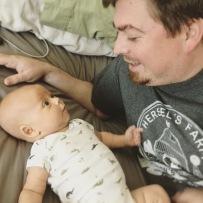 isaiah-3-months-daddy