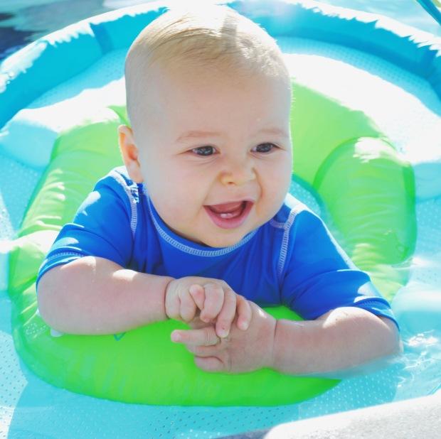 Isaiah Pool Floatie
