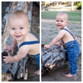J Rose Photography - Isaiah 12 Month Portraits 3