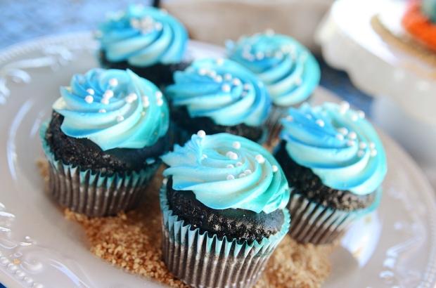 Sam Allen Creates - Isaiah's First Birthday - Under the Sea Birthday - Dessert Table 2