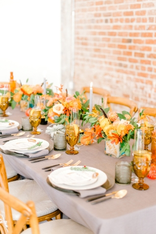 Sam Allen Creates - Estate on Second Wedding Styled Shoot, by Harper Grace Photography 41